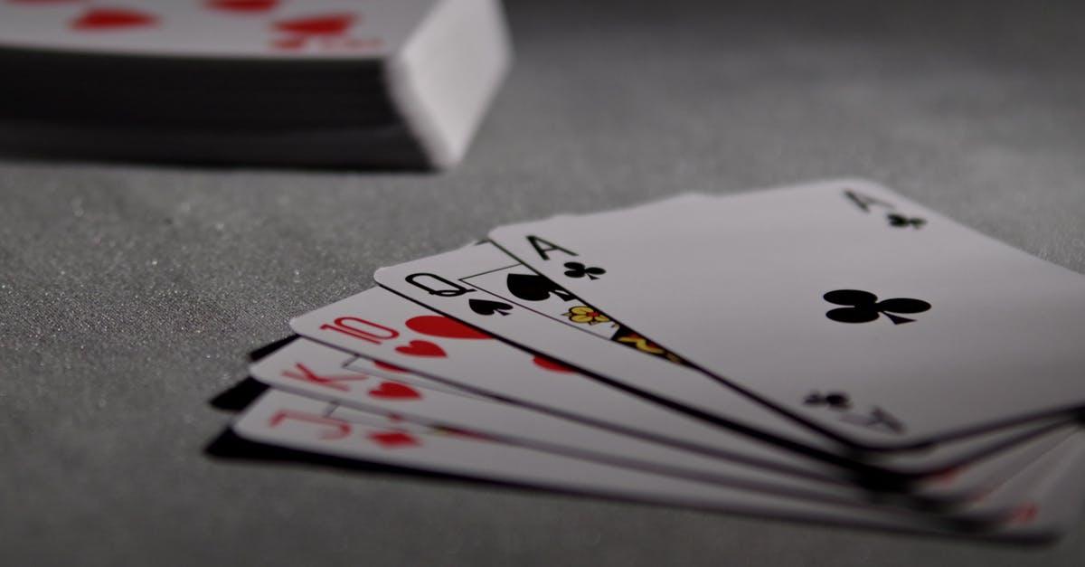 poker course coureurs